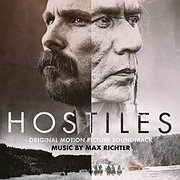 CD Image for HOSTILES (MAX RICHTER) - (OST)