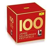 CD image for 100 JAHRE SALZBURGER FESTSPIELE (58CD) - (VARIOUS)