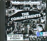 CD image THE COMMITMENTS - (OST)
