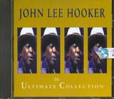 CD image JOHN LEE HOOKER / THE ULTIMATE COLLECTION