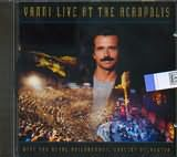 CD image YANNI / LIVE AT THE ACROPOLIS