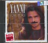 CD image YANNI / LOVE SONGS