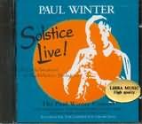 CD image PAUL WINTER / SOLSTICE LIVE