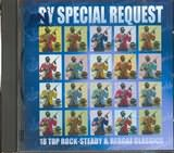 CD image BY SPECIAL REQUEST / 18 TOP ROCK STEADY AND REGGAE CLASSICS