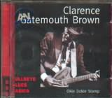 CD image for CLARENCE GATEMOUTH BROWN / OKIE DOKIE STOMP