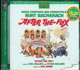 CD image AFTER THE FOX [BURT BACHARACH] - (OST)