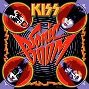 CD image KISS / SONIC BOOM