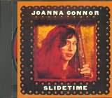CD image JONNA CONNOR / SLIDETIME