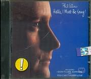 CD image PHIL COLLINS / HELLO I MUST BE GOING