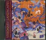 CD image ALAN HOVHANESS - SAHAN ARZRUNI / VISIONARY LANDSCAPES