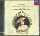 CD image OFFENBACH / LES CONTES D HOFFMANN