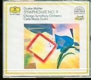 CD image MAHLER / 9TH SYMPHONY - (2CD)