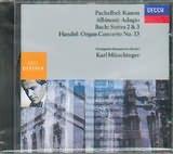 CD image ALBINONI / ADAGIO (DECCA)