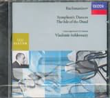 CD image RACHMANINOV / SYMPHONIC DANCES - THE ISLE OF DEAD / ASHKENAZY