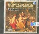 CD image HAYDN / CONCERTOS FOR OBOE - TRUMPET - HARPSICHORD