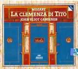 CD image MOZART / LA CLEMENZA DI TITO - GARDINER (2CD)