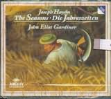CD image HAYDN / THE SEASONS / GARDINER (2CD)