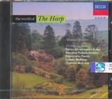 CD image THE HARP / THE WORLD OF HARP