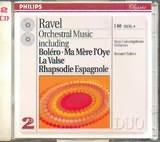 CD image RAVEL / ORCHESTRAL MUSIC (2CD)