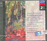 CD image RIMSKY KORSAKOV / SCHEHERAZADE (2CD)