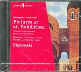 CD image MUSSORGSKY / PICTURES AT AN EXHIBITIO