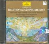 CD image BEETHOVEN / SYMPHONY No.9 / BOHM