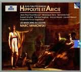 RAMEAU / <br>HIPPOLYTE ET ARICIE - MINKOWSKI - (3CD)