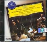 CD image DVORAK CELLO KONZERT ROSTROPOVICH K
