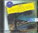 CD image FRANCK - SYMPHONY IN D MINOR / MENDELSSOHN - SYMPHONY NO.5 / MAAZEL