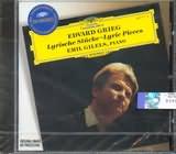 CD image GRIEG / LYRIC PIECES / GILELS