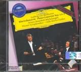 BEETHOVEN / <br>PIANO CONCERTOS Nos.1 AND 3 / <br>MICHELANGELI - GIULINI