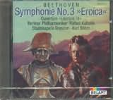CD image BEETHOVEN / SYMPHONY No.3
