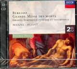 CD image BERLOZ / REQUIEM DUTOIT (2CD)