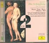 CD image HAYDN / THE CREATION - BERNSTEIN (2CD)