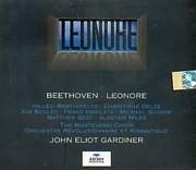 CD image BEETHOVEN / LEONORE - GARDINER (2CD)