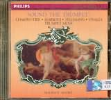 CD image ALBINONI - VIVALDI / TRUMPET MUSIC