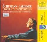 CD image SCHUMANN / COMPLETE SYMPHONIES / GARDINER (3CD)