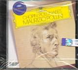 CD image CHOPIN / POLONAISES - MAURIZIO POLLINI