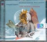 CD image COUPERIN / LES GOUTS - REUNIS - ROUSSET (2CD)