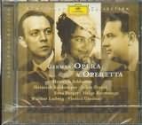 CD image GERMAN OPERA AND OPERETTA