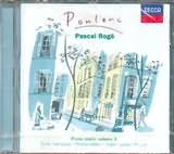 CD image POULENC / PASCAL ROGE