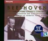 CD image BEETHOVEN / THE COMPLETE PIANO SONATAS AND CONCERTOS CLAUDIO ARRAU PIANO (14CD)
