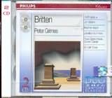 CD image BRITTEN / PETER GRIMES / DAVIS (2CD)