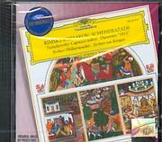 CD image RIMSKY KORSAKOV / SCHEHRAZADE - TCHAIKOVSKY / CAPRICCIO ITALIEN - OVERTURE 1812 - KARAJAN