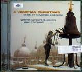 CD image A VENETIAN CHRISTMAS / MUSIC BY G. GABRIELI AND DE RORE / PAUL MCCREESH