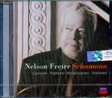 CD image SCHUMANN / CARNAVAL - PAPILLONS - KINDERSZENEN - ARABESKE / NELSON FREIRE