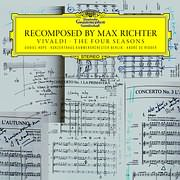 CD image VIVALDI / THE FOUR SEASONS RECOMPOSED BY MAX RICHTER