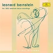 CD Image for LEONARD BERNSTEIN / THE 1953 AMERICAN DECCA RECORDINGS (5CD)