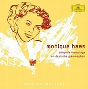 CD Image for MONIQUE HAAS / COMPLETE RECORDINGS ON DEUTSCHE GRAMMOPHON (8CD)