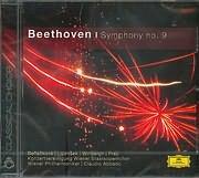 CD image BEETHOVEN / SYMPHONY N 9 - CLAUDIO ABBADO - WIENER PHILHARMONIKER ORCHESTRA